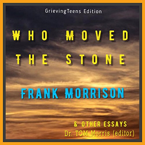 Who Moved the Stone by Frank Morrison & Other Essays cover art