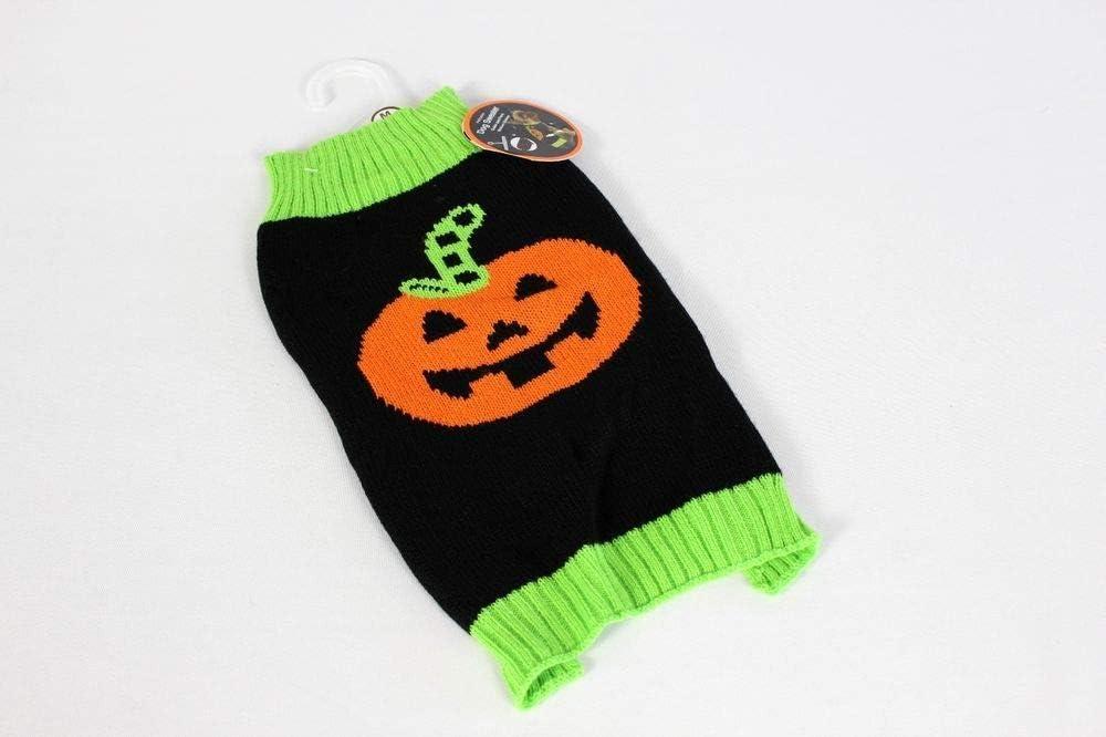 Pumpkin Dog List price Halloween Sweater XL Dedication