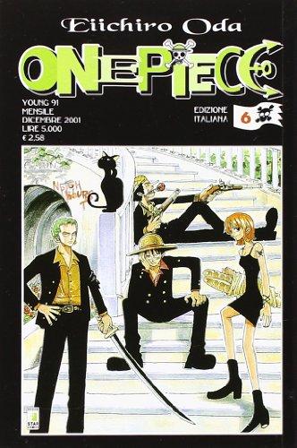 One piece (Vol. 6)