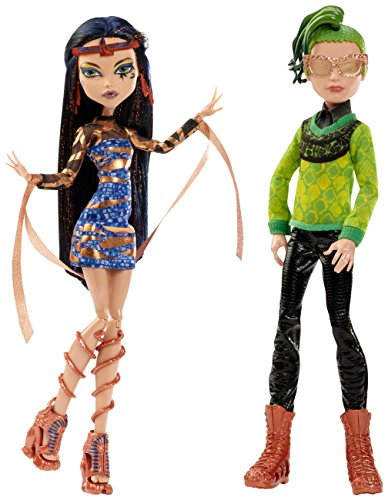 Monster High - Muñeca Cleo (Mattel CHW60)
