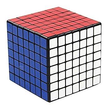 Shengshou 7x7x7 Cube Puzzl black