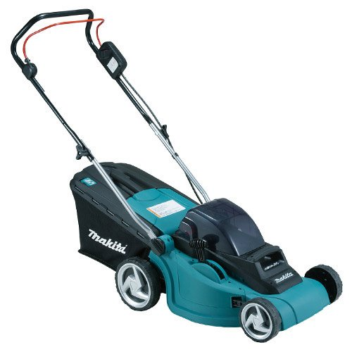 Makita DLM380RF4 36V 380mm Cordless Li-ion Lawnmower with 4-Batteries