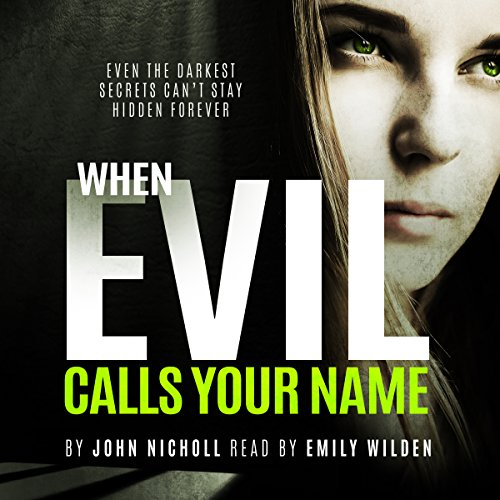 When Evil Calls Your Name audiobook cover art