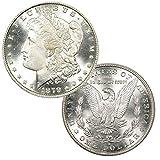 Morgan Dollar Brilliant Uncirculated 90% Silver $1 0.9
