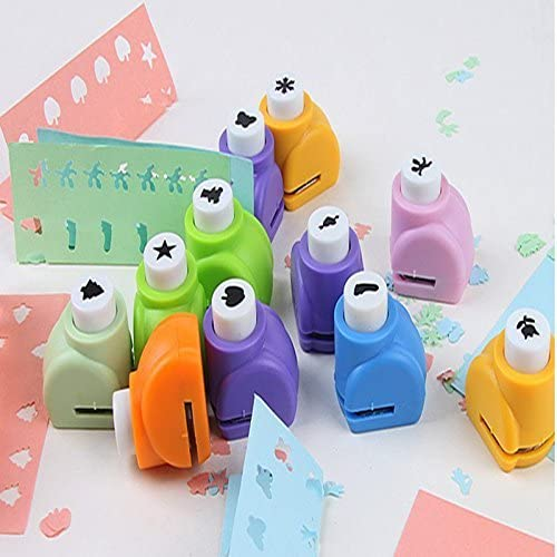 National products KrismileMini DIY Craft Punch Handmade Complete Free Shipping Scrapbooking for