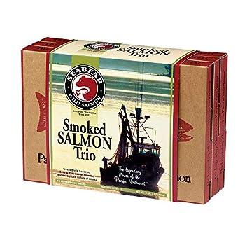 Best smoked salmon gift basket Reviews