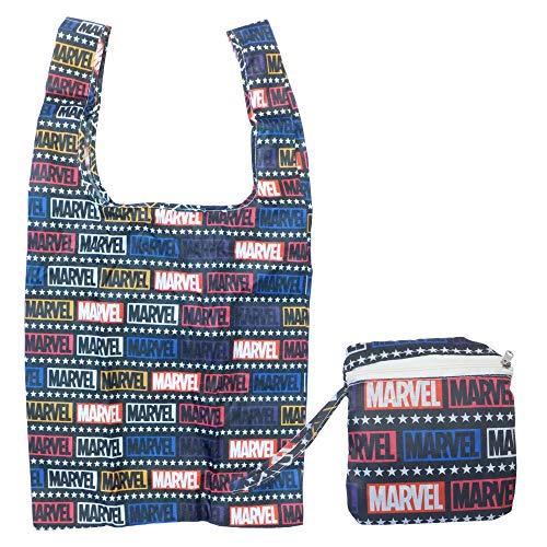 エコバッグ 26846-51(51/マーベル) キャラクター 収納 お買い物 ショッピング コンパクト BAG バッグ