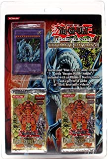 Yu-Gi-Oh! - Ultimate Edition 2 Blister Pack (with Dragon Master Knight Promo + 2 Packs)