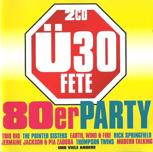 80erParty