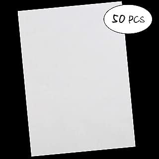 50 Pcs Carbon Transfer Paper Tracing Paper 11.7