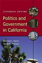 Politics and Government in California (15th Edition)