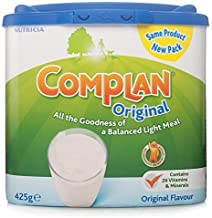 THREE PACKS of Complan Original Flavour Estimated Price : £ 16,97