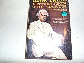 New Uncensored Writings by Mark Twain Letters From the Earth [Paperback]