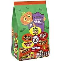 125-Pack Hersheys Bulk Halloween Candy