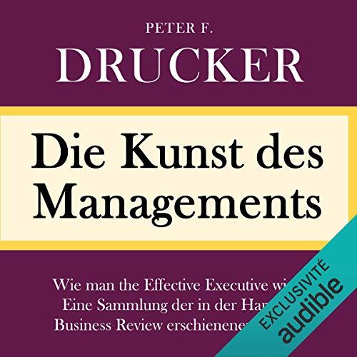 Die Kunst des Managements Titelbild