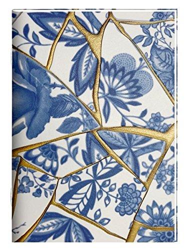 Preisvergleich Produktbild Tapetenhefte - DIN A6 (All about blue): 6 x 2 Ex. (design Sortiert)