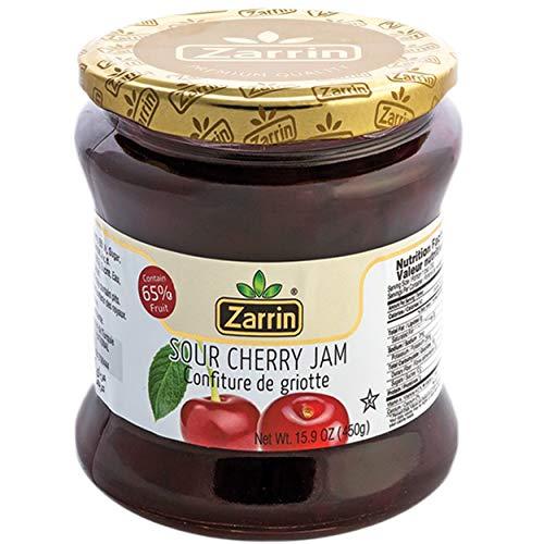 Zarrin, S. Cherry Jam, 15.87 oz