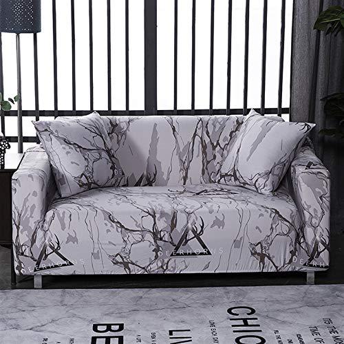NEWRX Cubierta de sofá Abrigo Apretado Stretch Stretch Couch Toalla sofá Toalla para Muebles sillón l Estilo l-Style sofá Fundas de sofá plazas (Color : Color 20, Specification : 4 Seater 235 300cm)