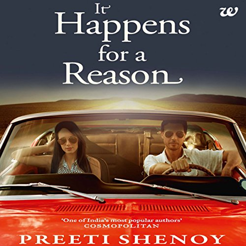 It Happens for a Reason audiobook cover art