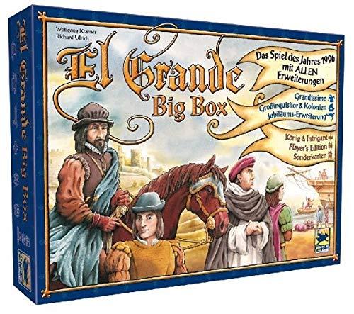 Hans im Glück HIGD1005 EL Grande Big Box - Juego de mesa