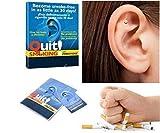 xinw dejar de fumar cessate acupresión saludable Cuidado auricular Terapia de imán