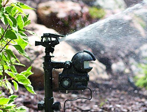 Yard Enforcer Motion-Activated Sprinkler