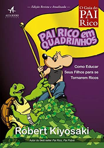 Imagem representativa de Pai rico em quadrinhos: como educar seus filhos para se tornarem ricos