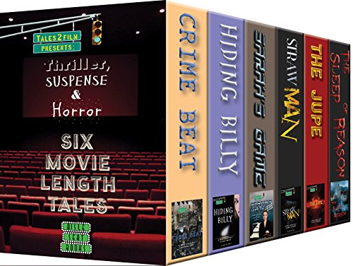 Thriller, Suspense & Horror: Six Movie Length Tales From Aisle Seat Books (English Edition)