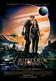 Jupiter Ascending Movie Channing Tatum Poster Prints Wall Art Decor Unframed,32x22 16x12 Inches,Multiple Patterns Available