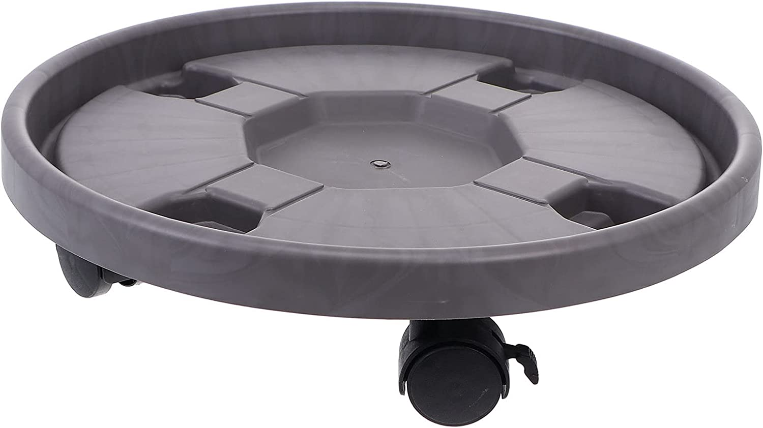 generic Plant Caddy with Moving Movable Round Price reduction Plan Max 77% OFF Wheels Caster