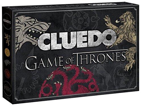 Game of Thrones Cluedo Collector\'s Edition | Gesellschaftsspiel | Brettspiel Deutsch
