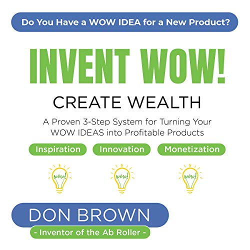Invent Wow cover art