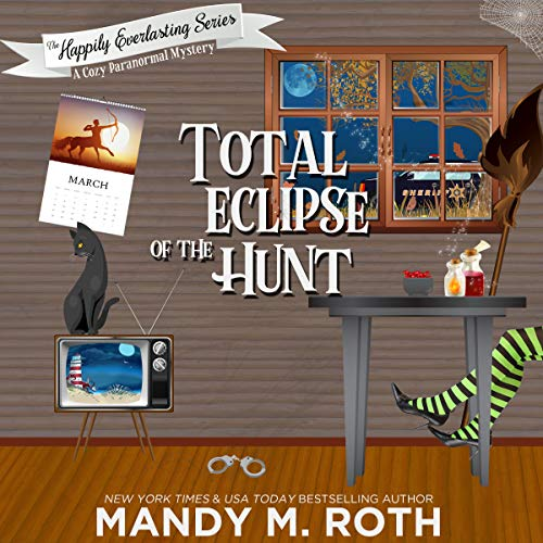 Total Eclipse of the Hunt audiobook cover art