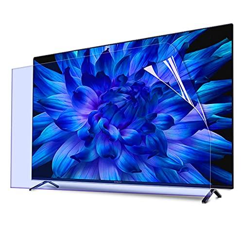 Protector De Pantalla De TV Anti Deslumbramiento, Filtro De Luz Azul para Pantalla De TV 43 Pulgadas, Película Protectora Mate/Ritmo Anti-Radiación De hasta 85%,43' 942 * 529