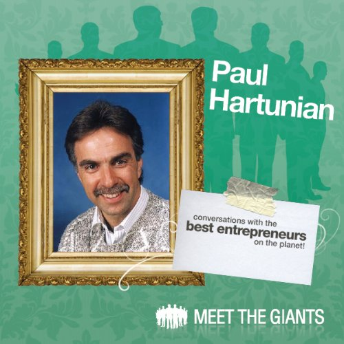 Paul Hartunian - Publicity Strategies from the Publicity Giant audiobook cover art