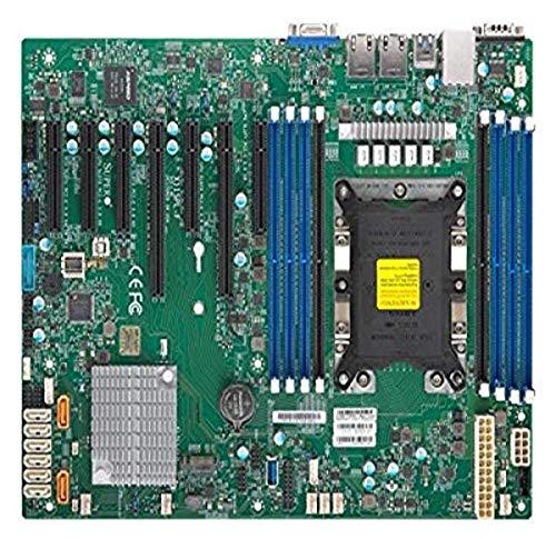 SUPERMICRO x11spl F Intel C621ATX ServerWorkstation MainboardServerWorkstation Mainboard ATX Server Intel 165W DDR4 SDRAM 1600 1866 2133 2400 2666MHz