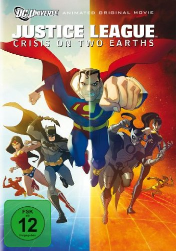 Crisis on Two Earths (Einzel-DVD)