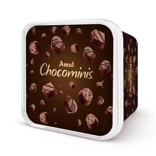 Amul Choco Minis Chocolate Box 250 Grams (Pack Of 3)