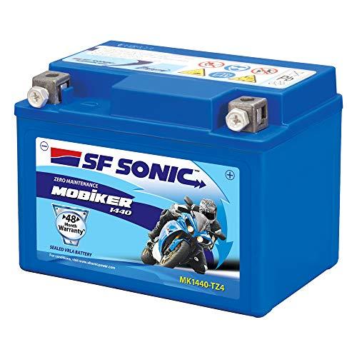Exide SF Sonic Mobiker MK1440-TZ4 (SMF) Battery
