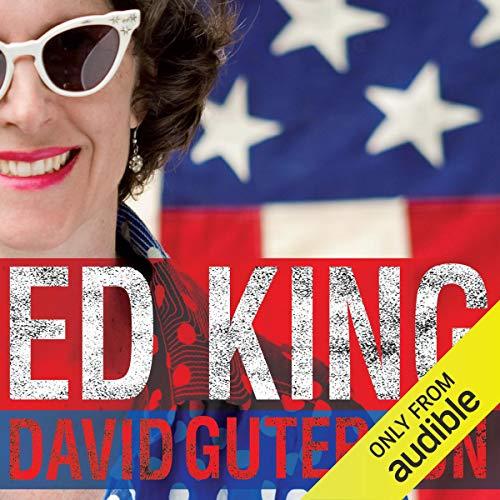 Ed King audiobook cover art