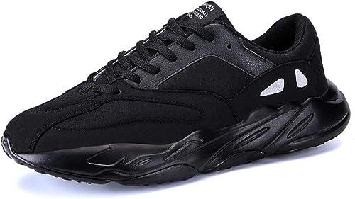 KDJFHDJ KDJFHDJ Chaussures de sport de printemps de la mode coréenne sauvages chaussures de course légères confortables portent des chaussures de sport  service de première classe