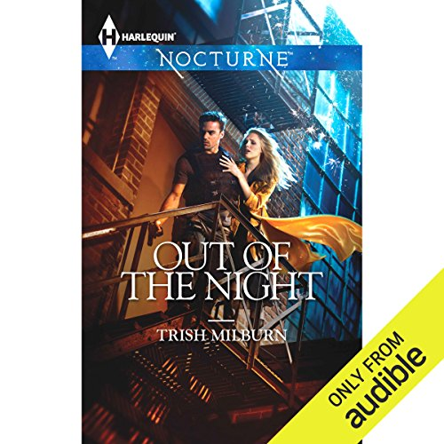 Out of the Night audiobook cover art