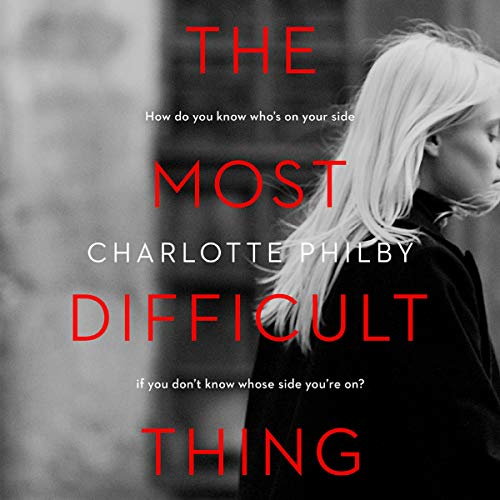 Couverture de The Most Difficult Thing