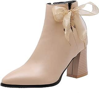 BalaMasa Womens ABS13957 Pu Boots