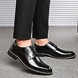 Zoom IMG-2 scarpe uomo pelle brogue stringate