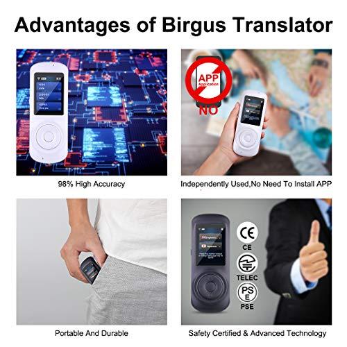 5 Reasons why you need a multi-language portable smart voice translator 7