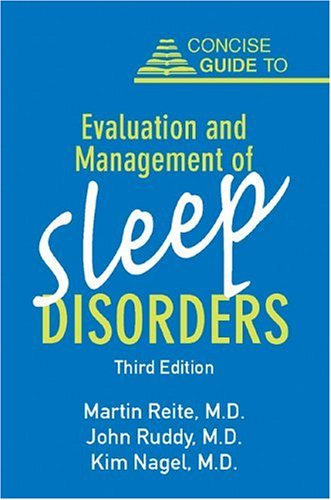 Image OfConcise Guide To Evaluation And Management Of Sleep Disorders, Third Edition (Concise Guides)