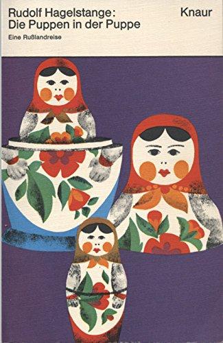 Die Puppen in der Puppe by Hagelstange, Rudolf