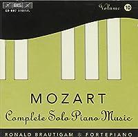 Solo Piano Music-Vol.10