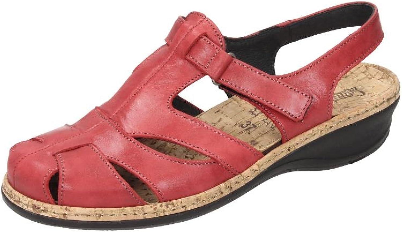 Comfortabel kvinnor -Sling röd röd röd 720117 -4  100% äkta motgaranti